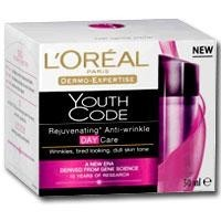 L'Oreal Youth Code Rejuvenating Anti-Wrinkle Day Care