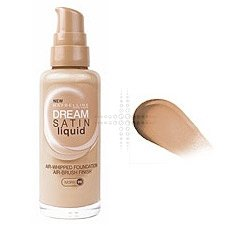 MAYBELLINE DREAM Satin Liquid Fawn 040